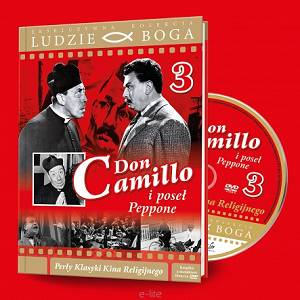 DVD - Don Camillo cz. 3 - I poseł Peppone