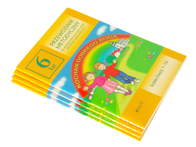 kocham dobrego boga podręcznik metodyczny