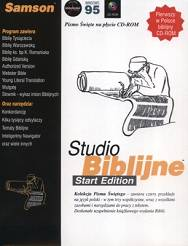 Studio Biblijne v. 1.5 Start Edition - CD