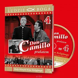 DVD - Don Camillo prałatem cz. 4
