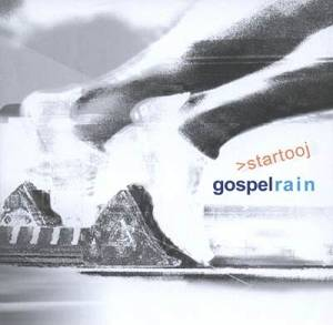 Gospel Rain - Startooj - CD