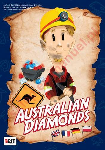 Gra - Australian Diamonds - Australijskie diamenty