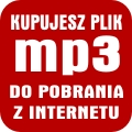 plik mp3 do pobrania z Internetu